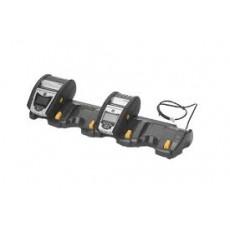 EU QLn320/220 EC4 Quad Ethernet Cradle + 50W AC Adapter