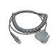 Câble droit, RS-232, 25P, Mâle - CAB-364