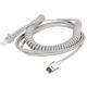 Cable enroulé IBM 46xx, Port 9B, - CAB-446