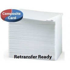 Zebra Re-transfer Ready Card